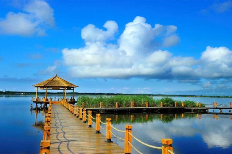 興凱湖新開流景區1