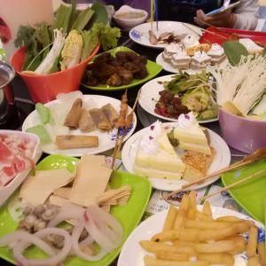 一家亲妈妈菜筷乐食代(自助餐厅)旅游景点攻略图