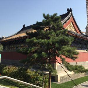都城隍庙大殿旅游景点攻略图