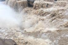 黄河的心脏壶口瀑布
