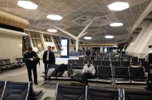 美丽的机场!!!