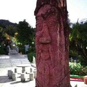 铁泉·黄金汤原生态旅游度假区旅游景点攻略图