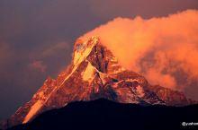 """安娜普纳山徒步【尼泊尔】 博卡拉被称为""""徒步天堂"""",它所处的安娜普纳山脉位于喜马拉雅中段,拥有两座海"""