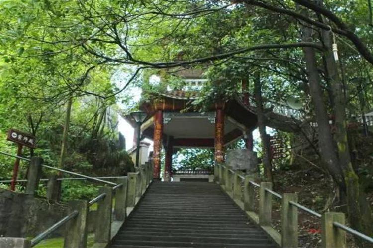 仙姑岩景區2
