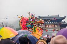 杭州萧山的板凳龙盛会  国家非物质遗产