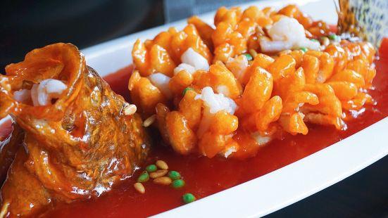 九里雲松雲庭餐廳