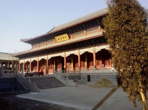 Da Le Shou Temple2