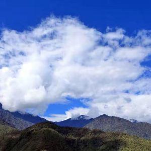 嘎隆拉雪山旅游景点攻略图