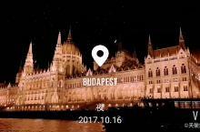 童话般夜景之匈牙利国会大厦