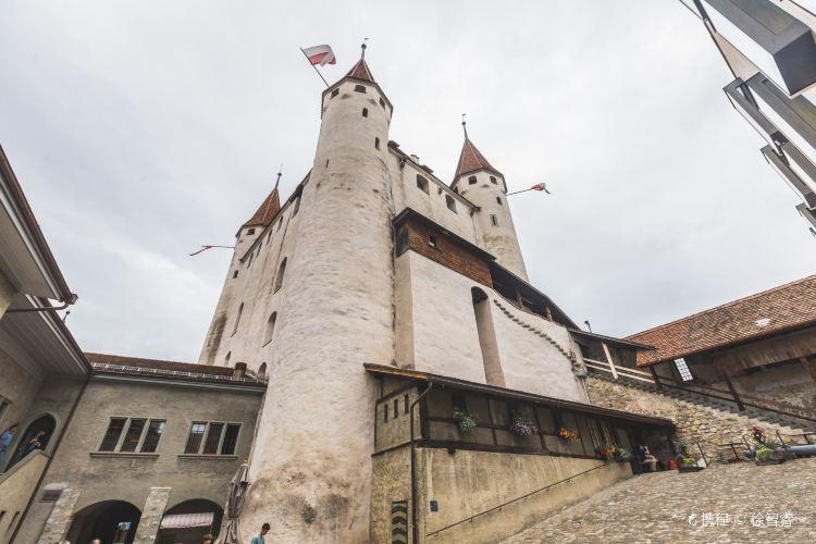 Spiez Castle2