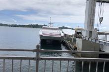 搭高速船从松山去广岛