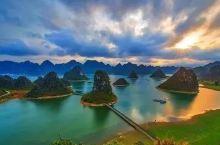 广西那些最美的湖泊,这辈子一定要去一次!