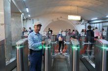 体验莫斯科地铁