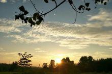 黄荆山的黄金之晨
