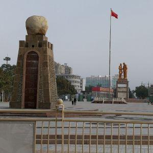 团结广场旅游景点攻略图