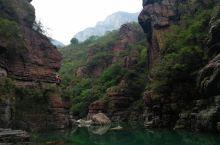 红石峡小记