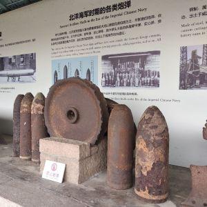 刘公岛国家森林公园旅游景点攻略图
