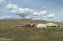 阿坝州红原县红原大草原。。。 见过红原春夏冬的景象,秋天怎样?2018年国庆节,我们车队就见证了红原
