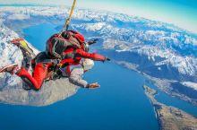 新西兰跳伞   再不疯狂就老啦,跳伞攻略在此,赶紧来立个flag吧!