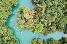 #瓜分10000元#荔波.小七孔 那一抹靓丽的山水