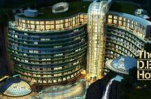 嘉佩乐、深坑洲际……一大波值得期待的新度假酒店来了!