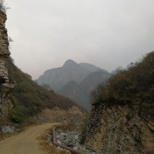 虎峪旅游景点攻略图