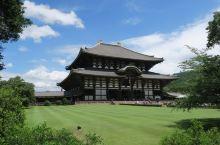 #瓜分10000元# 世上最大木造建筑-东大寺