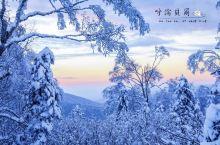 2018年雪乡第一场雪