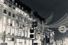 伦敦 摄政街点灯,爱这个城市又多了个理由