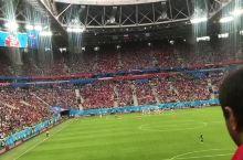 圣彼得堡世界杯现场
