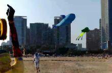 湛江金沙湾大型风筝