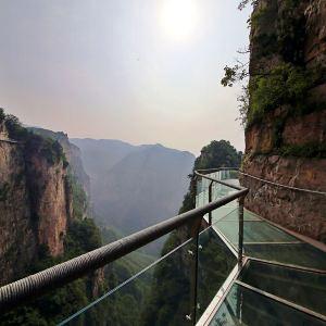 茱萸峰-观景游廊旅游景点攻略图