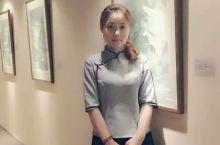 金陵城一个非常有茶艺艺术气息的小姐姐