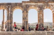 明明是在摩洛哥,怎么感觉到了罗马