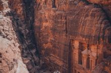 跟着电影去旅行 | 《夺宝奇兵》取景地约旦卡兹尼神殿
