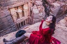 《夺宝奇兵》拍摄地,约旦终极网红美景-佩特拉古城