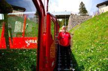 特色交通 | 世界上最陡的齿轮登山小火车,瑞士皮拉图斯山