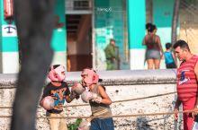 古巴小拳击手都是怎么训练的?