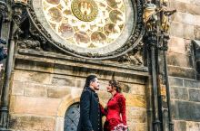 《布拉格之恋》取景地:终于站在了布拉格广场上