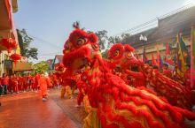鼓震锣鸣,万象邂逅最中国的春节仪式
