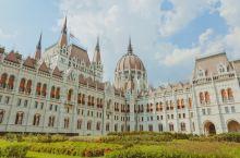 #世界遗产# 布达佩斯最著名的地标「匈牙利国会大厦」