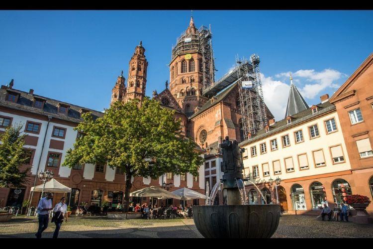 Mainz大教堂2