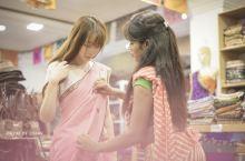 当地人文必体验,穿斯里兰卡纱丽