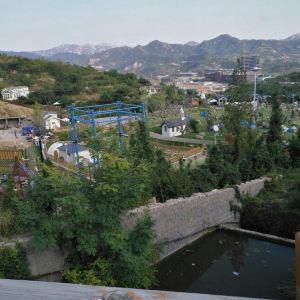 百果山都市休闲风景区旅游景点攻略图