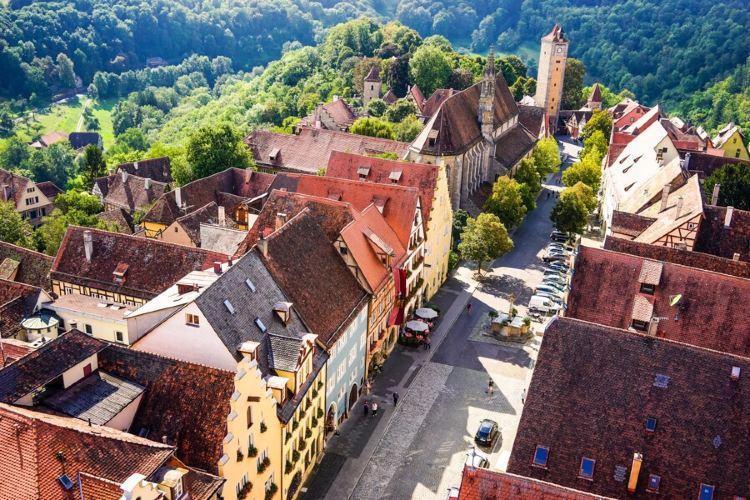 Rothenburg ob der Tauber4