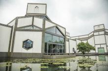 如梦似幻的江南之境:苏州博物馆