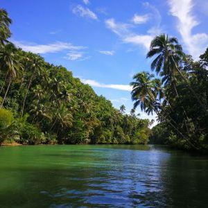 罗博河旅游景点攻略图