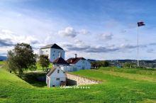 #向往的生活,油画色彩的挪威高山堡垒