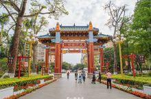 #元旦去哪玩#汕头旅行,中山公园是必打卡景区!