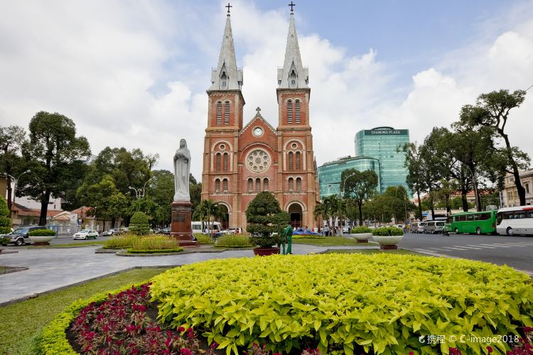 Notre-Dame Cathedral Basilica of Saigon2